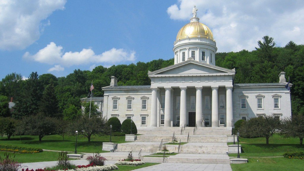 Vermont trying to remove mention of slavery from constitution