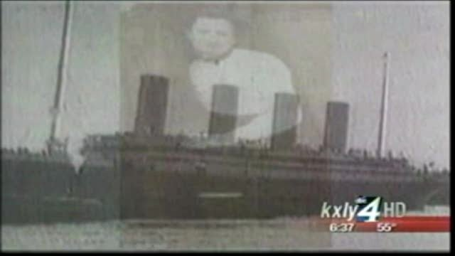 Spokane's Connection to Fated Titanic Voyage