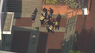 2 dead after shooting on University of North Carolina at Charlotte campus