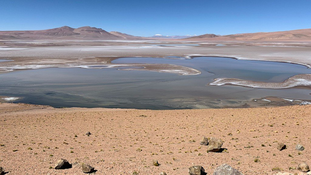 Curiosity rover finds evidence of Mars' ancient salty lakes