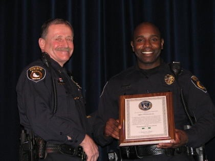 Coeur d'Alene Police recognize officers, citizens in award ceremony