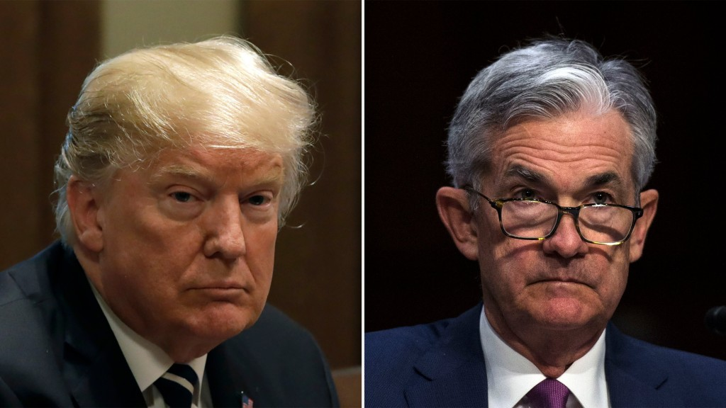 Jerome Powell takes stand for Fed independence