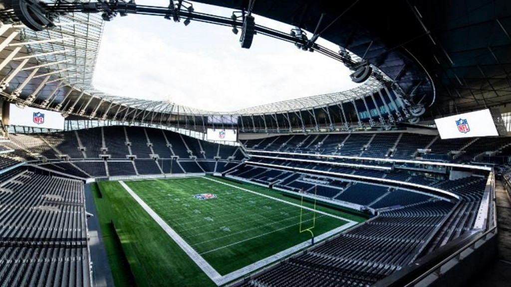 Could London become a permanent home for the NFL?
