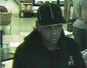 Sheriff issues public safety warning for bank robbery suspect