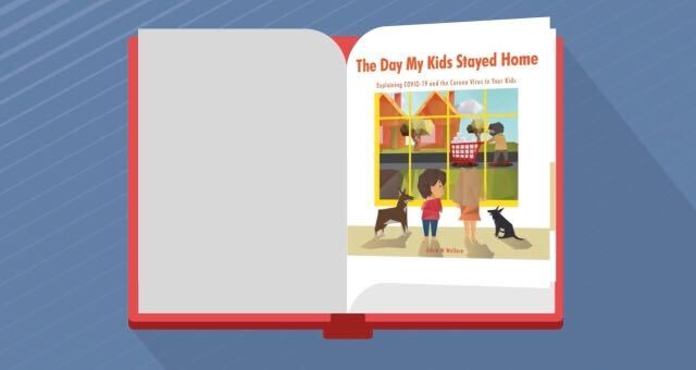 the day my kids stayed home book animation