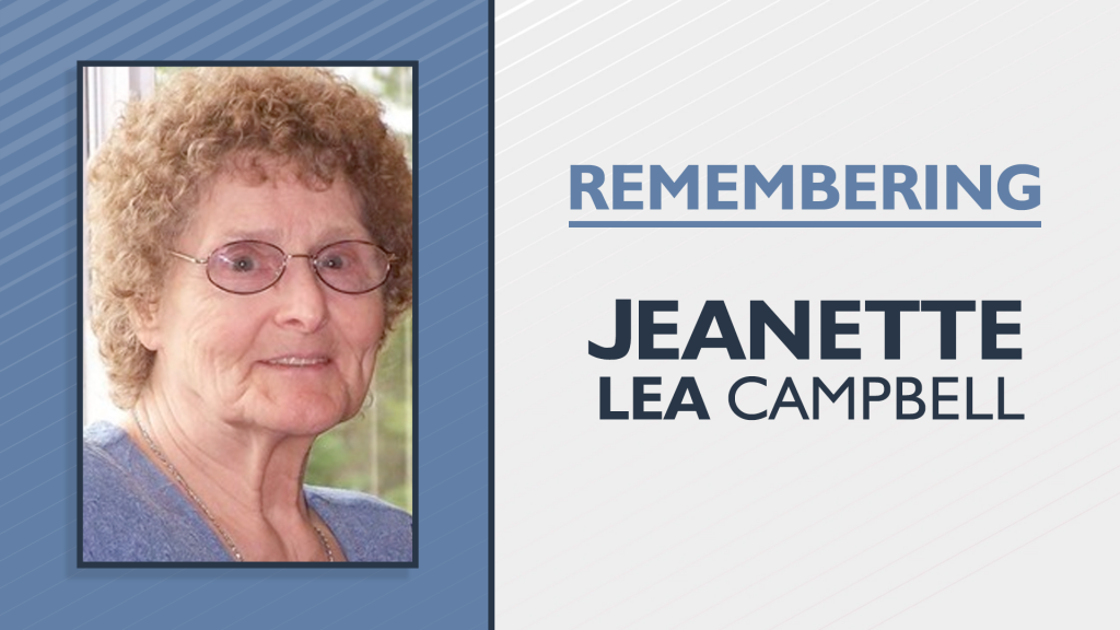 Jeanette Lea Campbell