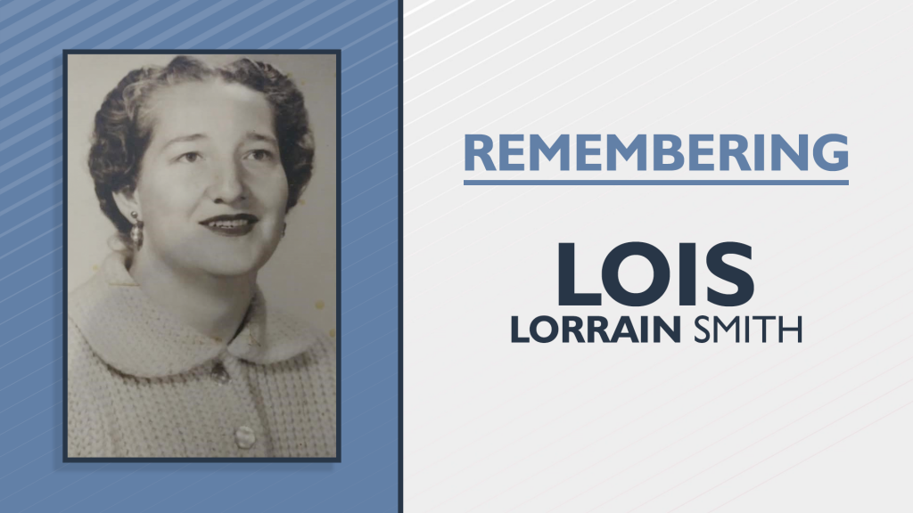 Lois Lorrain Smith