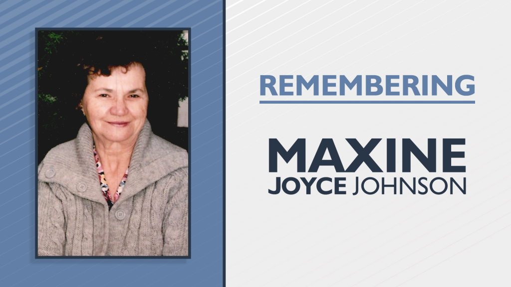 Maxine Joyce Johnson