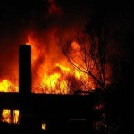 Curlew Apartment Fire