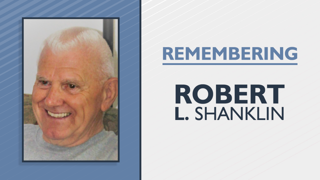 Robert L Bob Shanklin