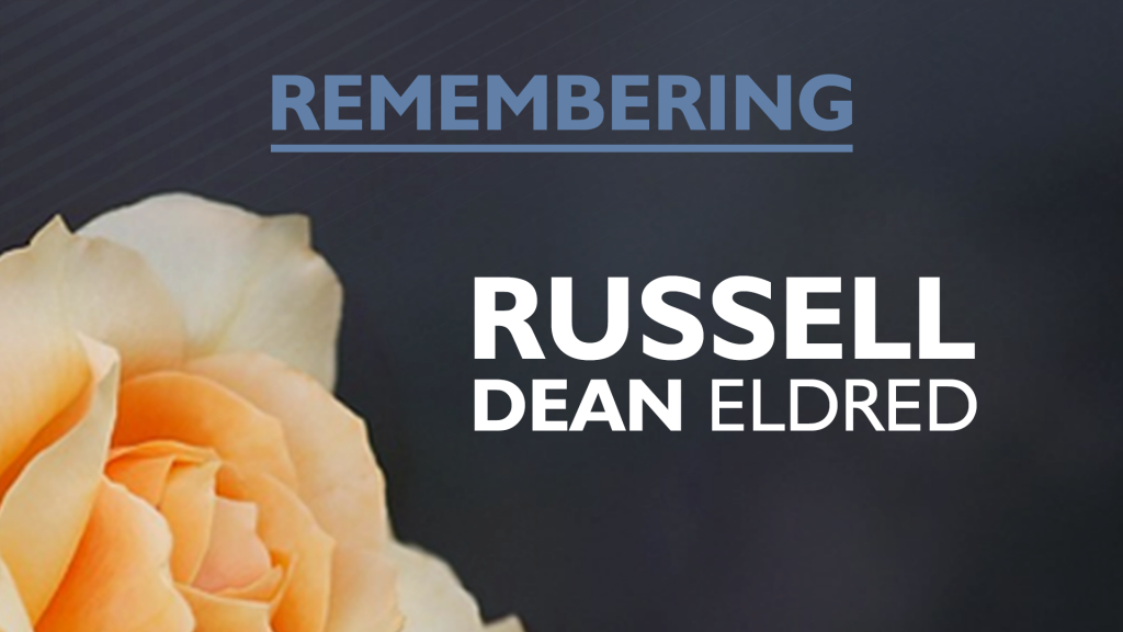 Russell Dean Eldred