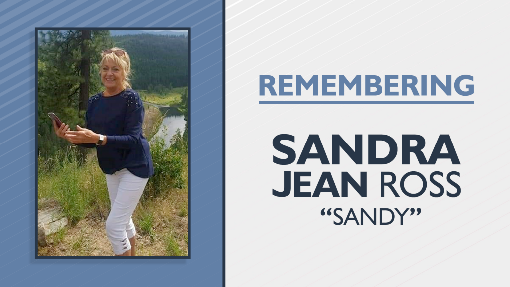 Sandra Sandy Jean Ross