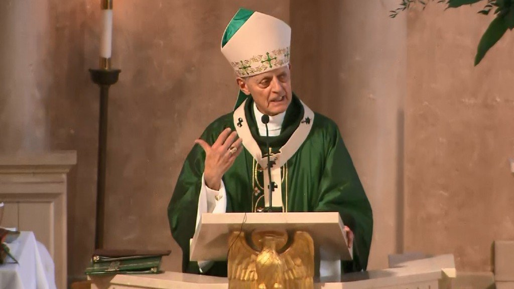 Cardinal Wuerl acknowledges calls for leadership change