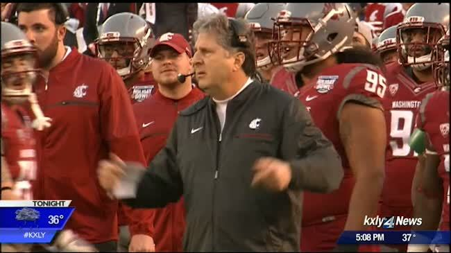WSU football coach and some lawmakers visit Cambodia