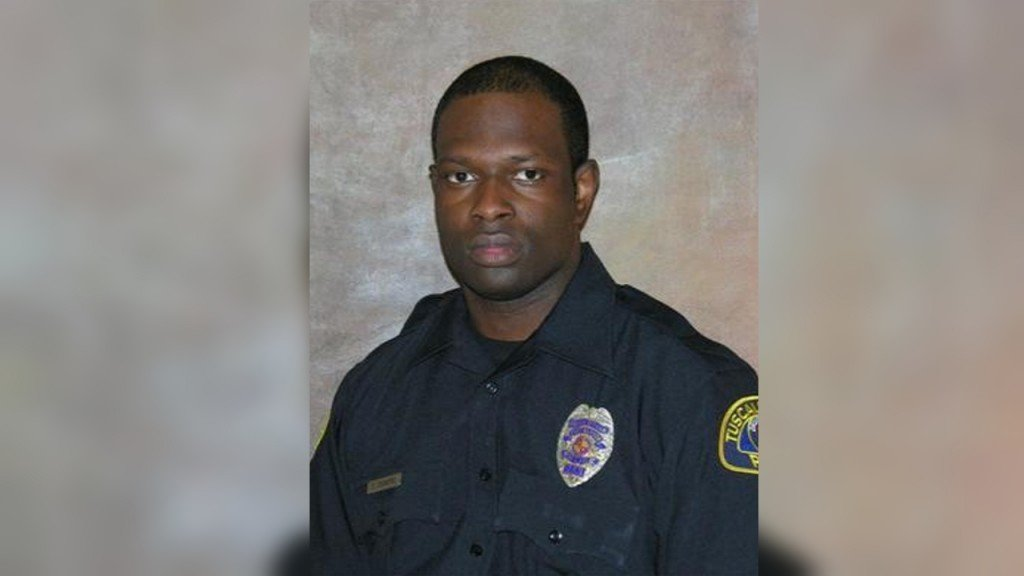 Alabama police officer killed on duty