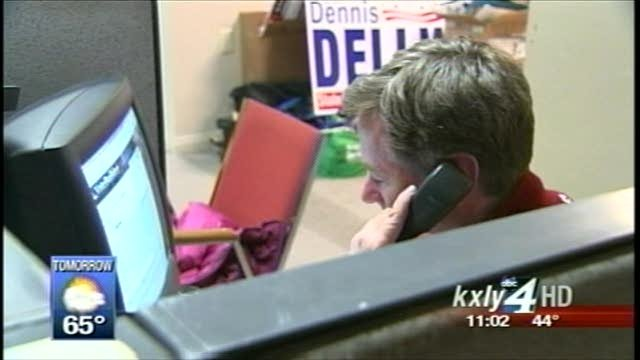 Candidates work to get every last vote