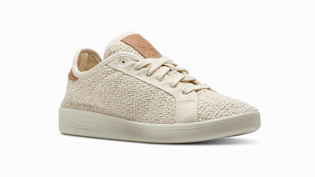 Reebok launches 'Cotton + Corn' recyclable sneaker