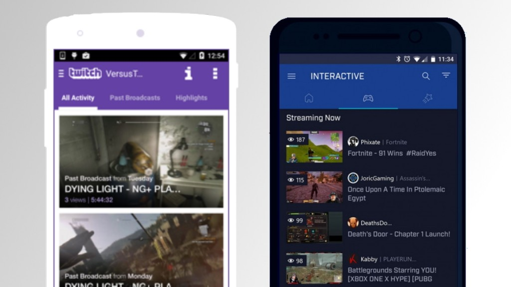 Twitch vs. Mixer: The new streaming war