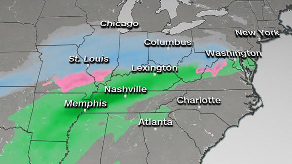 Over 20 million people are under winter weather alerts