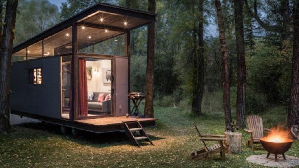 Think small: 8 tiny house hotels with big personalities
