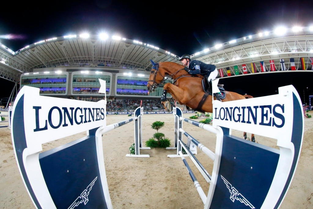 Longines Global Champions Tour and GCL set for 2019 opener in Doha