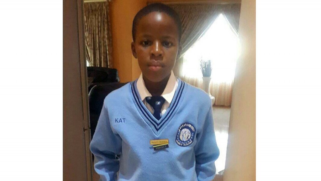 Kidnapped South African boy found alive