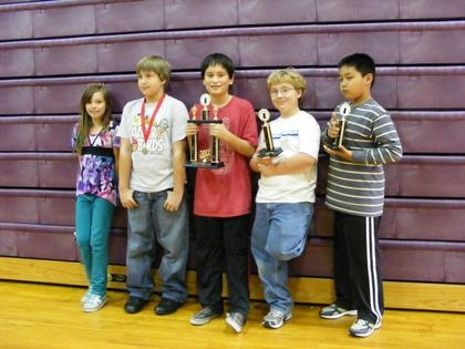 Just In: Chess Club Going To State