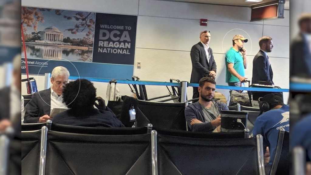 #RussiaGate: Mueller, Trump Jr. spotted at same airport gate