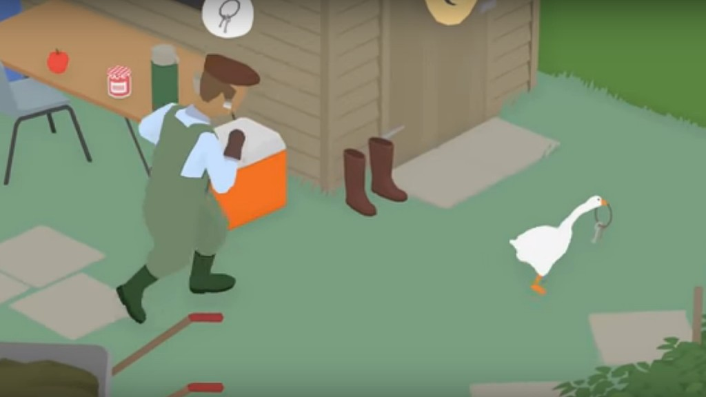 People are losing their minds over 'Untitled Goose Game'