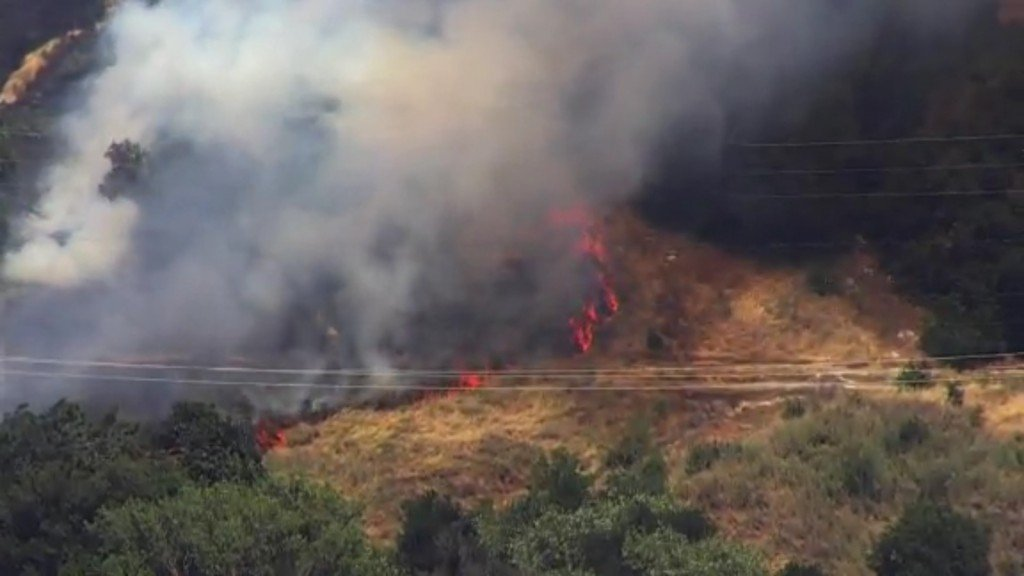 California communities at high risk of fire to lose power