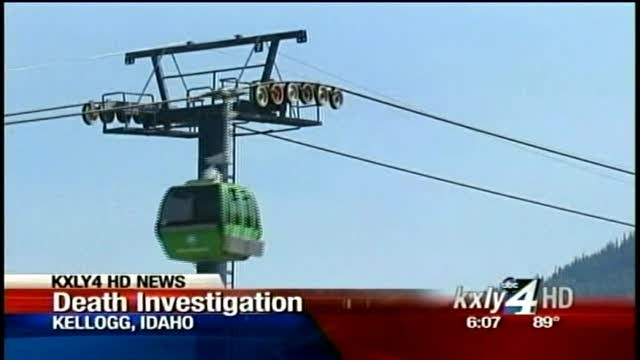 Man dies in fall from Silver Mountain gondola