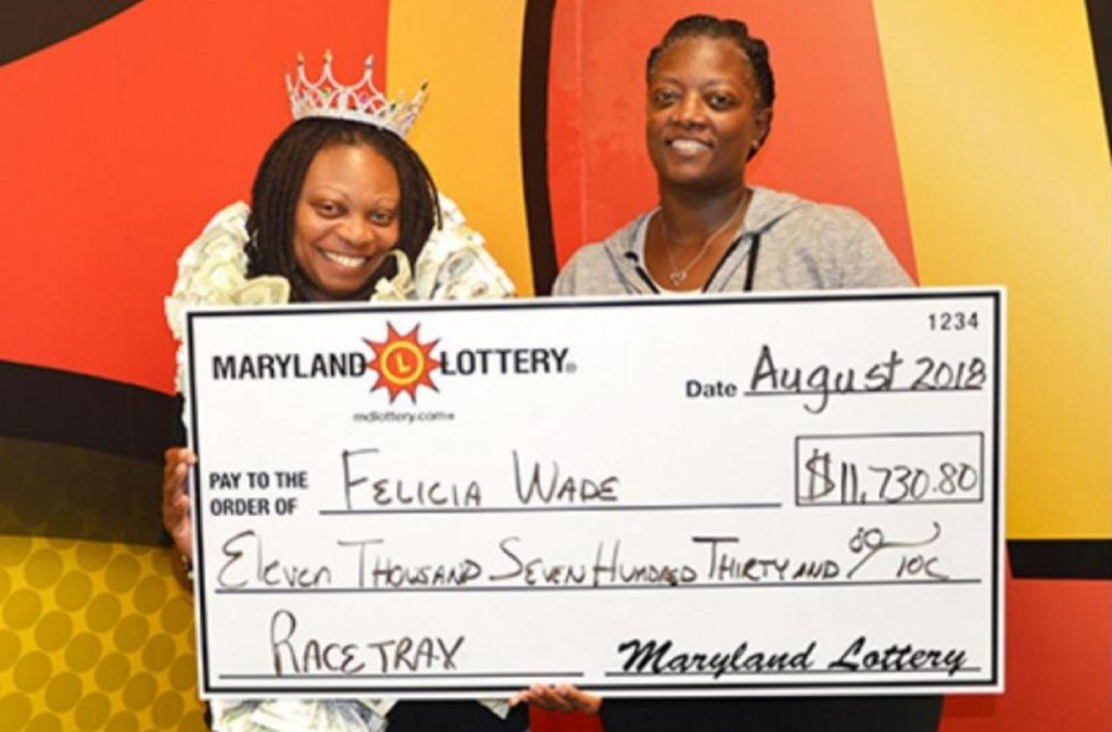 Maryland woman hits lottery jackpot 3 times in a month