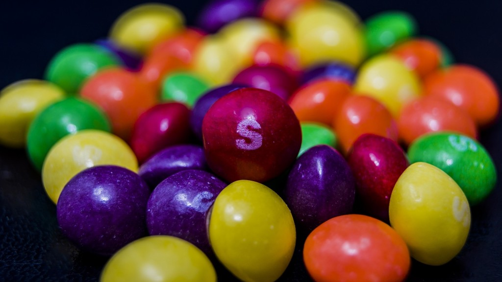 How the maker of Skittles and M&Ms gets ready for Halloween