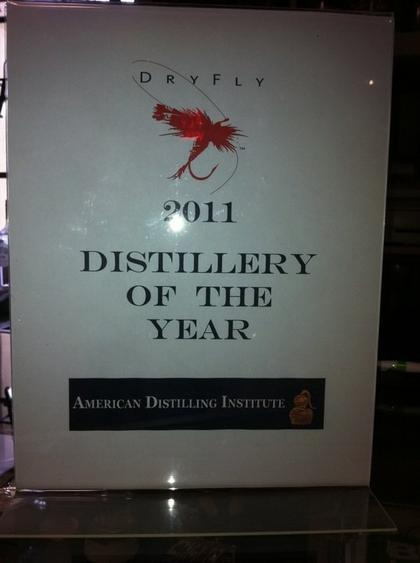 Dry Fly Wins Distillery of the Year!