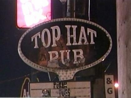 Man Stabbed Outside Top Hat Pub
