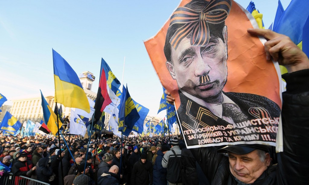 Ukrainians fear president will accept peace on Putin's terms