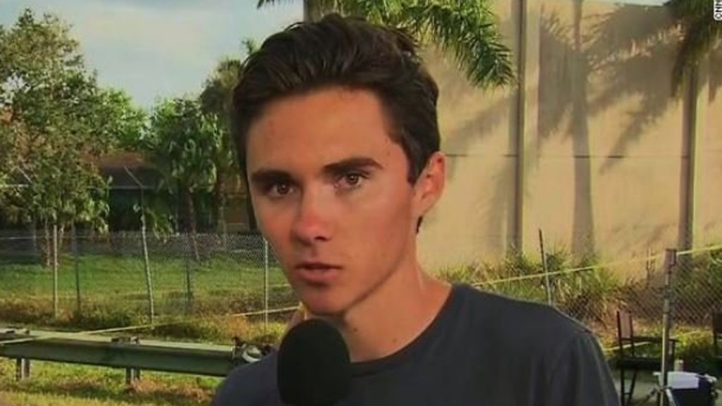 Parkland survivor suggests Florida spring break boycott until gun control law passes