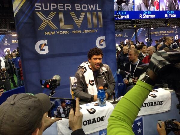 Gallery: Super Bowl Media Day