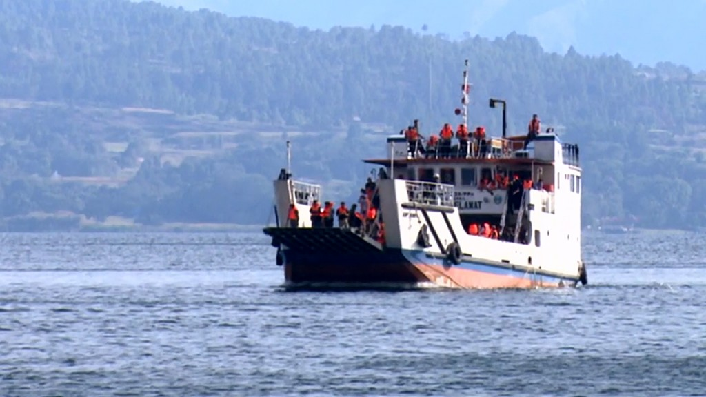 Indonesian ferry: Anger grows, search extended for 192 missing people