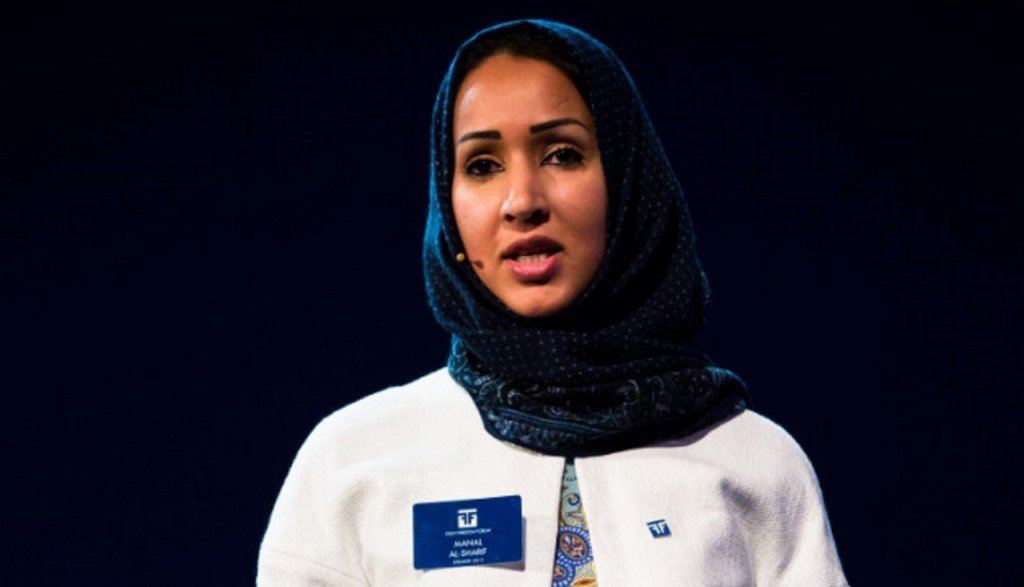 Saudi activist hits the road for human rights