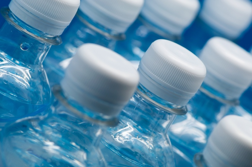 Drink bottled water? You ingest microplastic particles