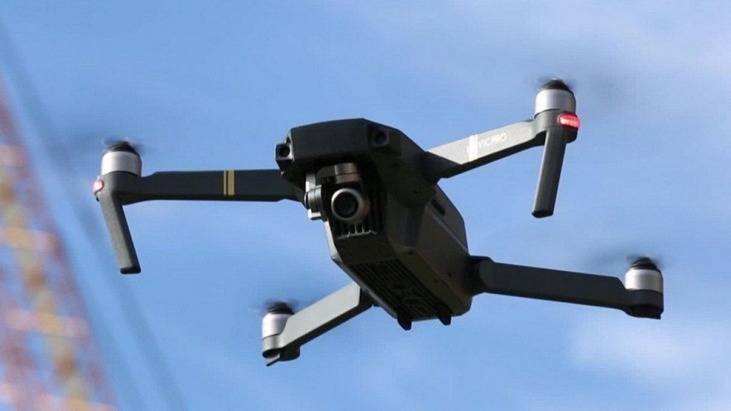 DHS has 'strong concerns' Chinese-made drones stealing data
