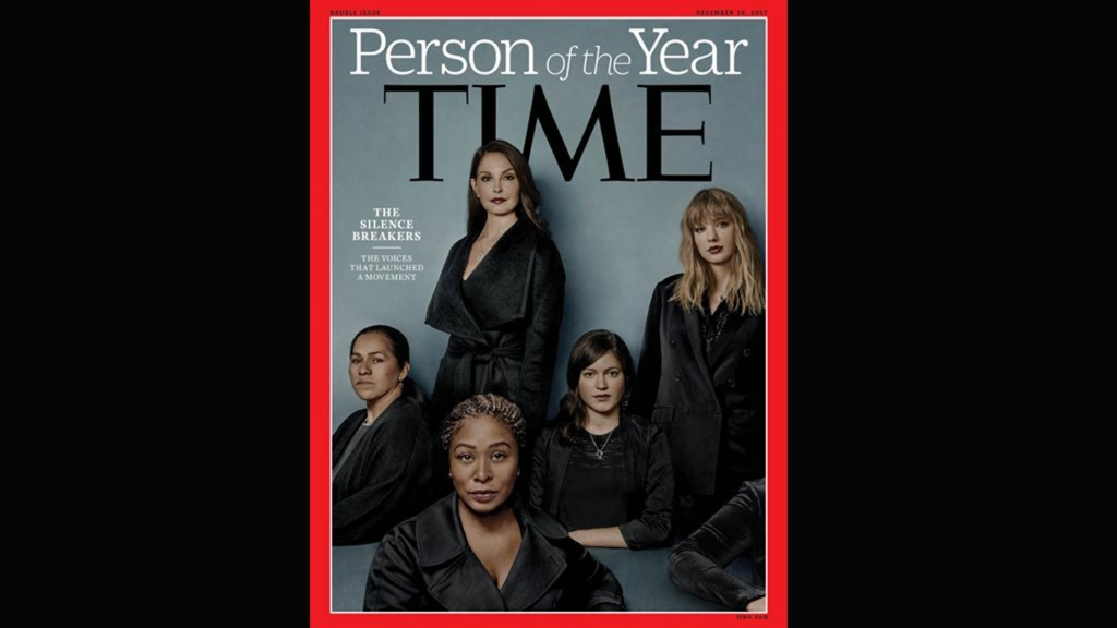Time's Person of the Year: 1992-present