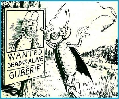 What The Heck Is A Guberif?