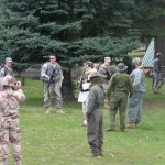 Idaho Army ROTC cadets participate in spring FTX