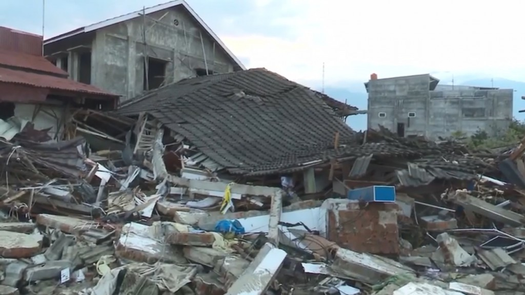 Authorities: Just days left for trapped tsunami victims