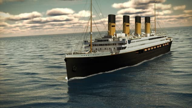 Titanic II could sail as soon as 2022