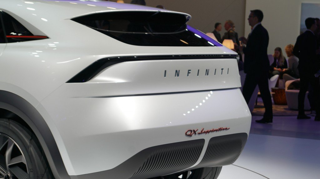 Is Infiniti's concept car our future?