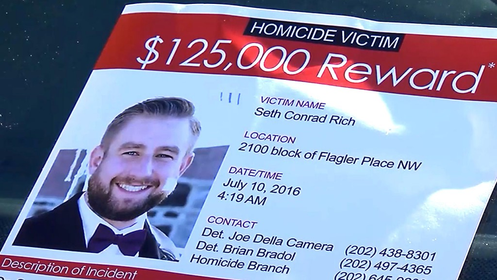 Appeals court revives Seth Rich family's lawsuit against Fox News