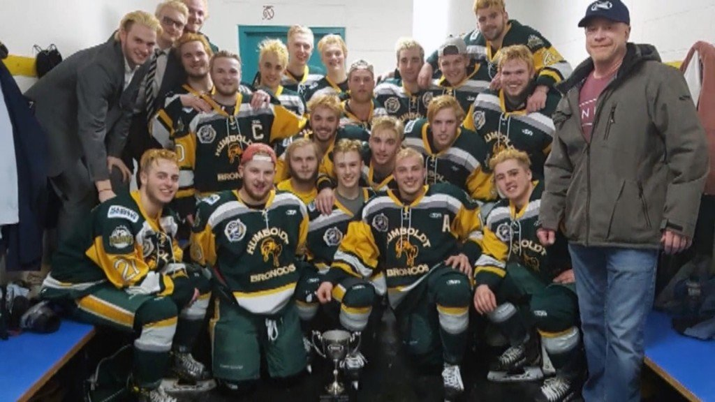 Driver in crash that killed youth hockey players pleads guilty